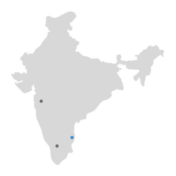 인도지도 이미지