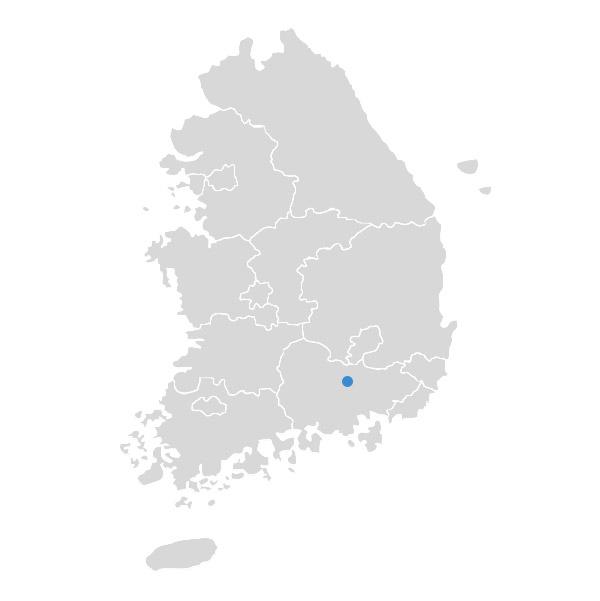 대한민국지도 이미지
